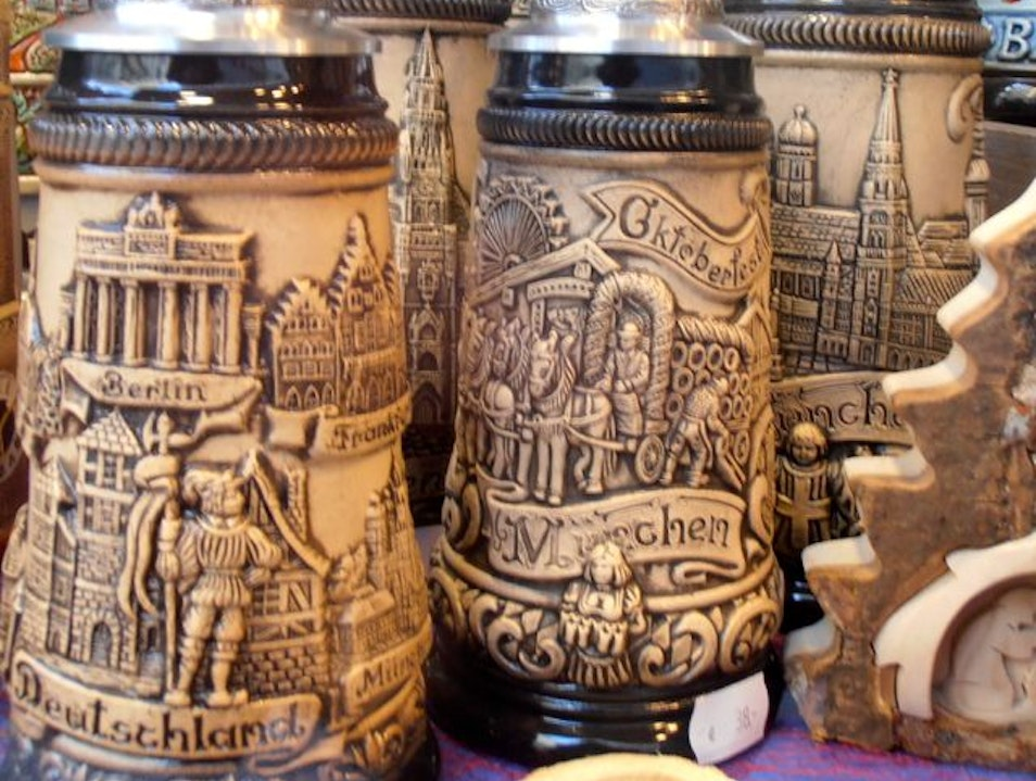 Bring Home a Beer Stein Munich  Germany