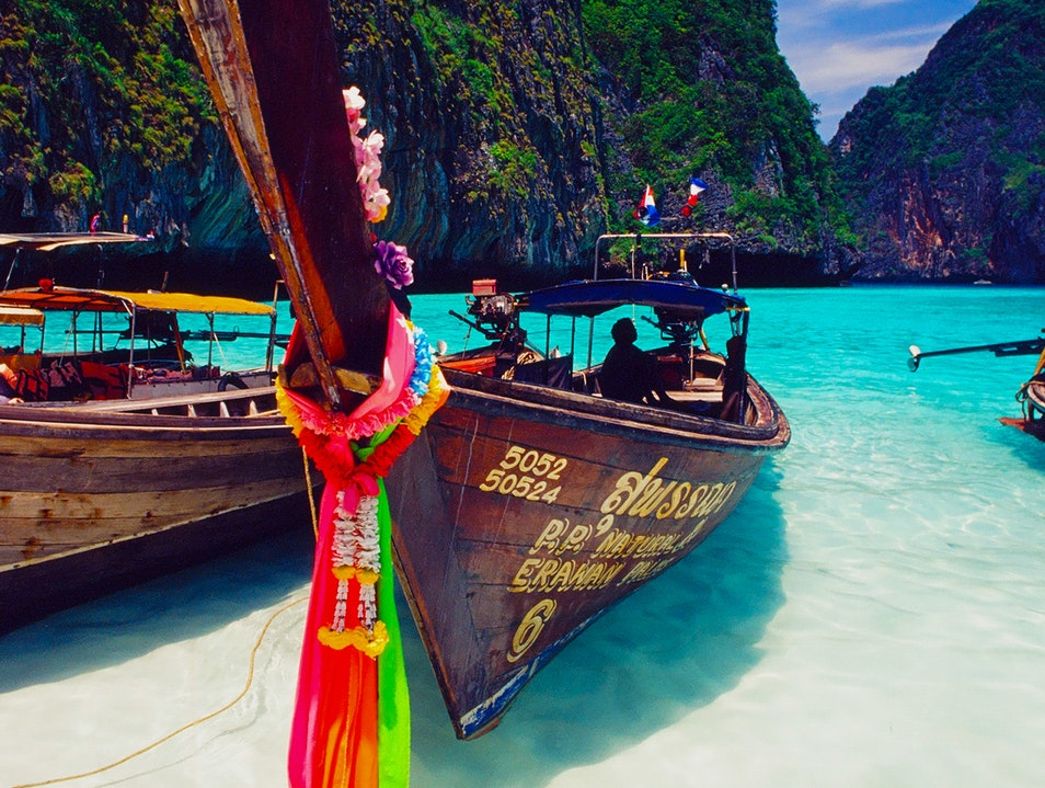 Life is a Beach in Ko Phi Phi, Thailand