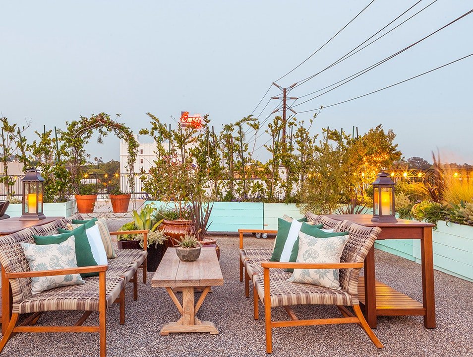 Palihouse West Hollywood Los Angeles California United States