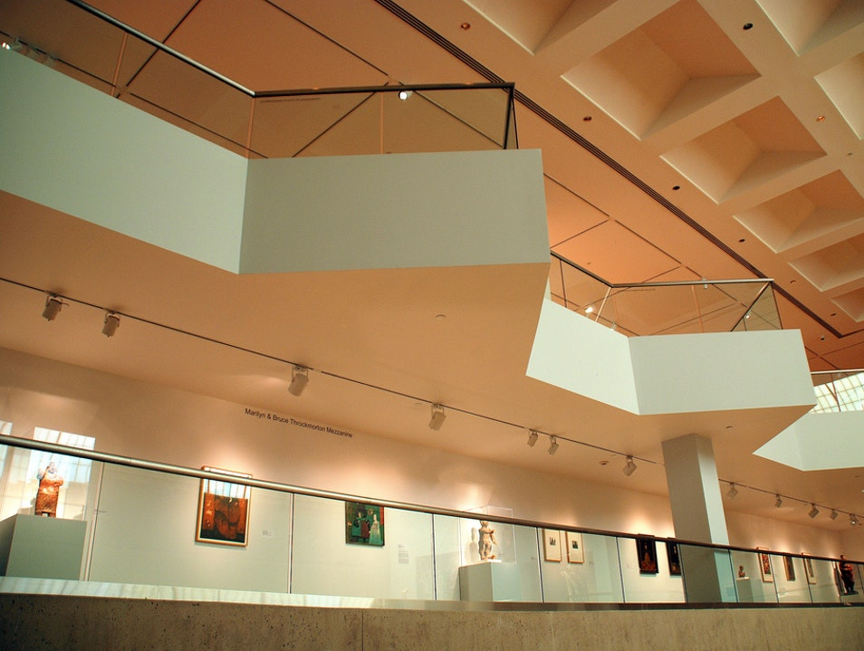 Modern Art & Architecture at Palm Springs Art Museum