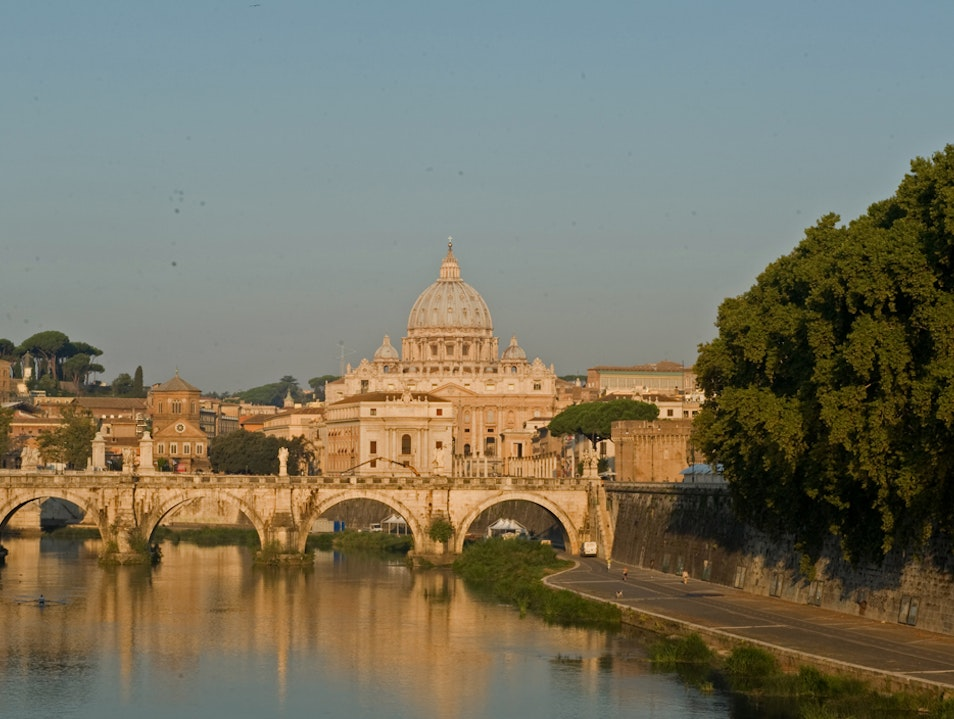 Enjoy the stunning views of Rome