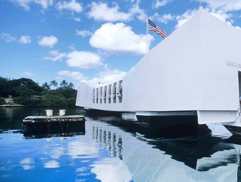 Pearl Harbor Honolulu Hawaii United States