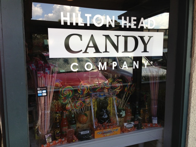 Around the Corner: Hilton Head Candy Company
