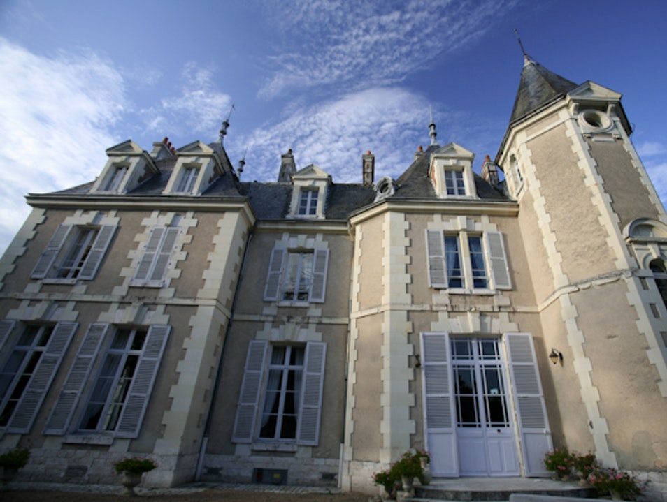 Chateau de Breuil: The lesser known chateau in Cheverny Cheverny  France
