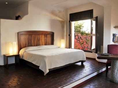The best hotels in mexico afar for Design hotel oaxaca