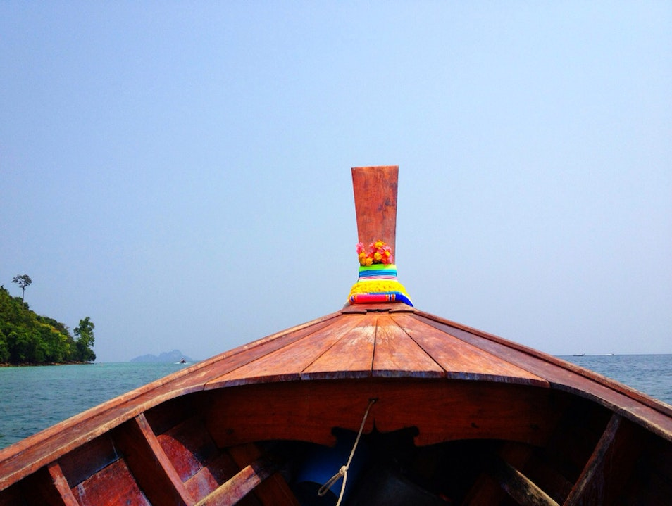 Longtail Ride