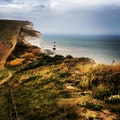 Seven Sisters Country Park East Sussex  United Kingdom