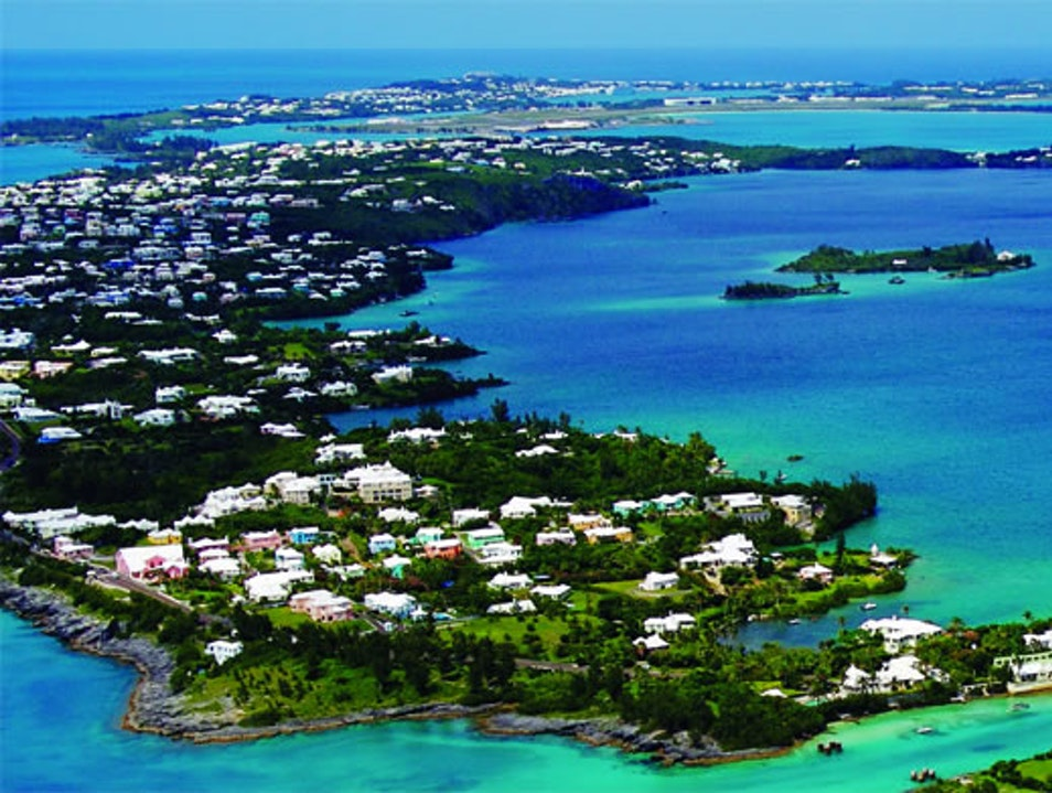 Try the Bermuda Triangle Challenge Devonshire  Bermuda