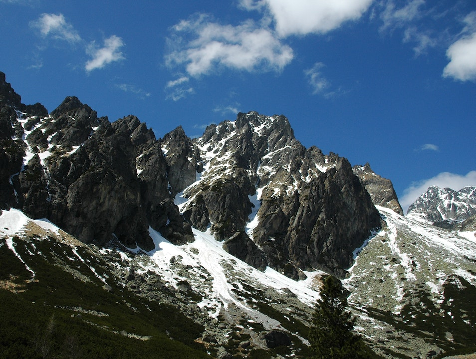 Good Medicine:  The High Tatras of Slovakia High Tatras  Slovakia