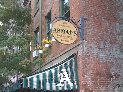 Arnold's Bar & Grill Cincinnati Ohio United States