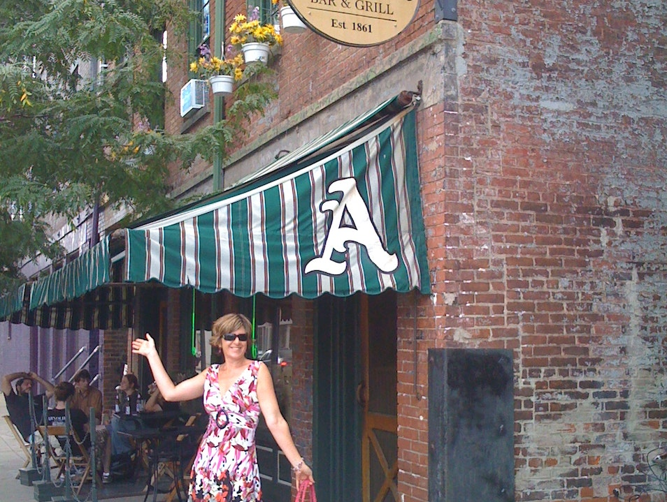 Great Food, Atmosphere, and History