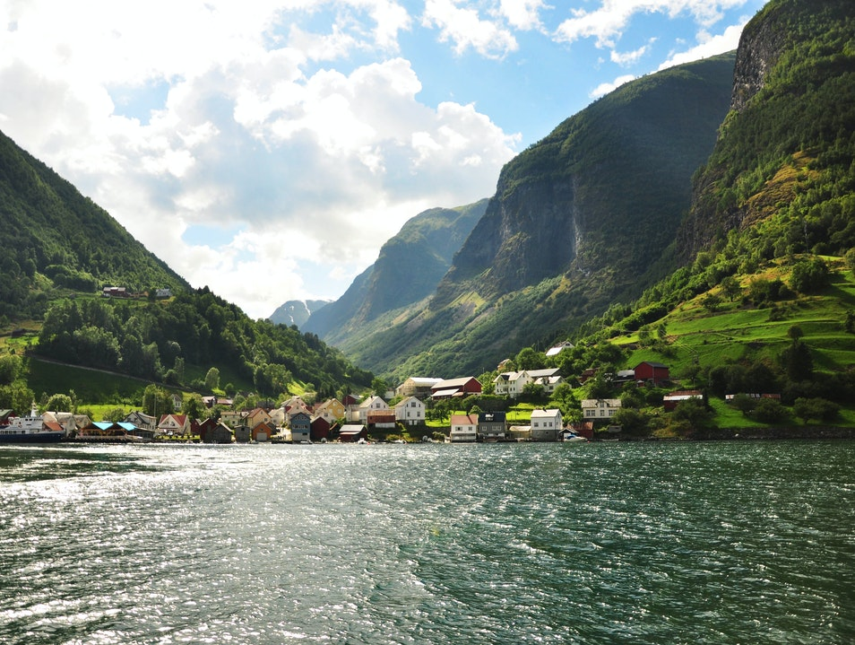 Out of a Storybook Undredal  Norway