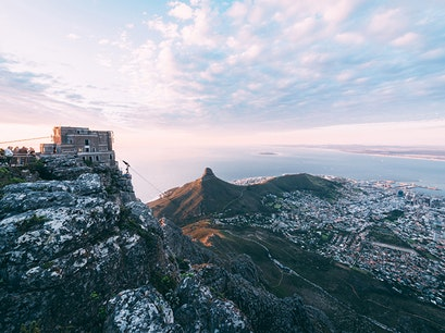 Table Mountain Cape Town  South Africa