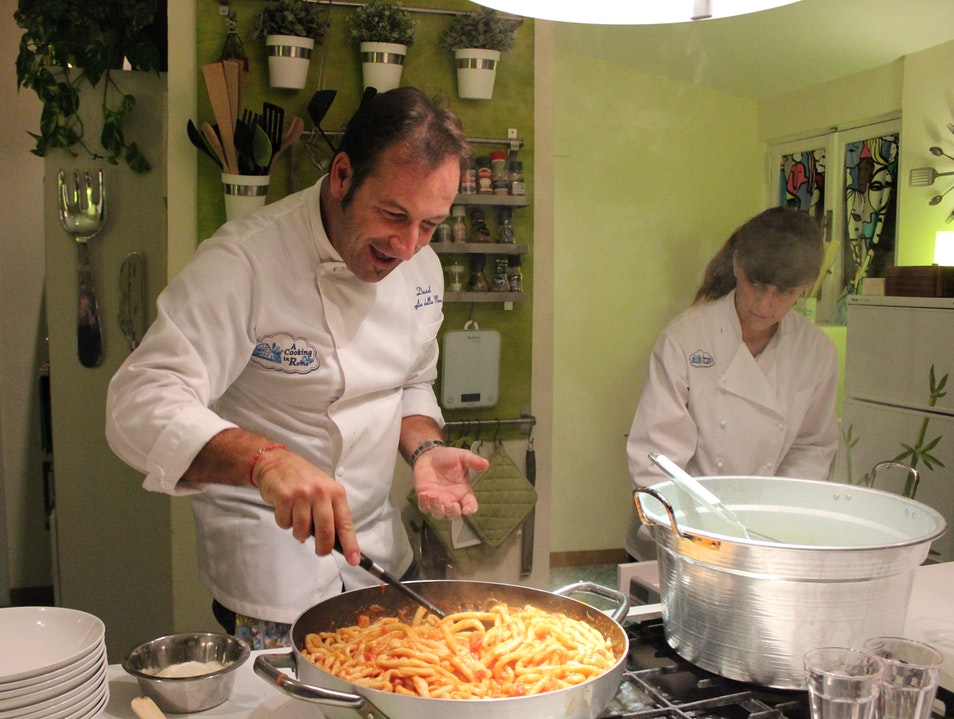 Learn to Make Fresh Pasta in Rome!