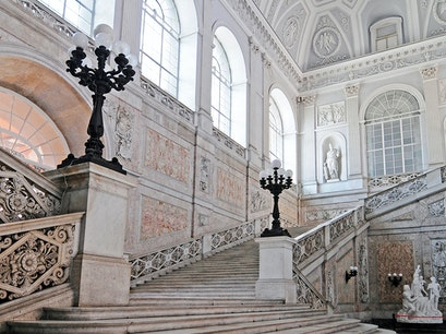 Royal Palace of Naples Naples  Italy