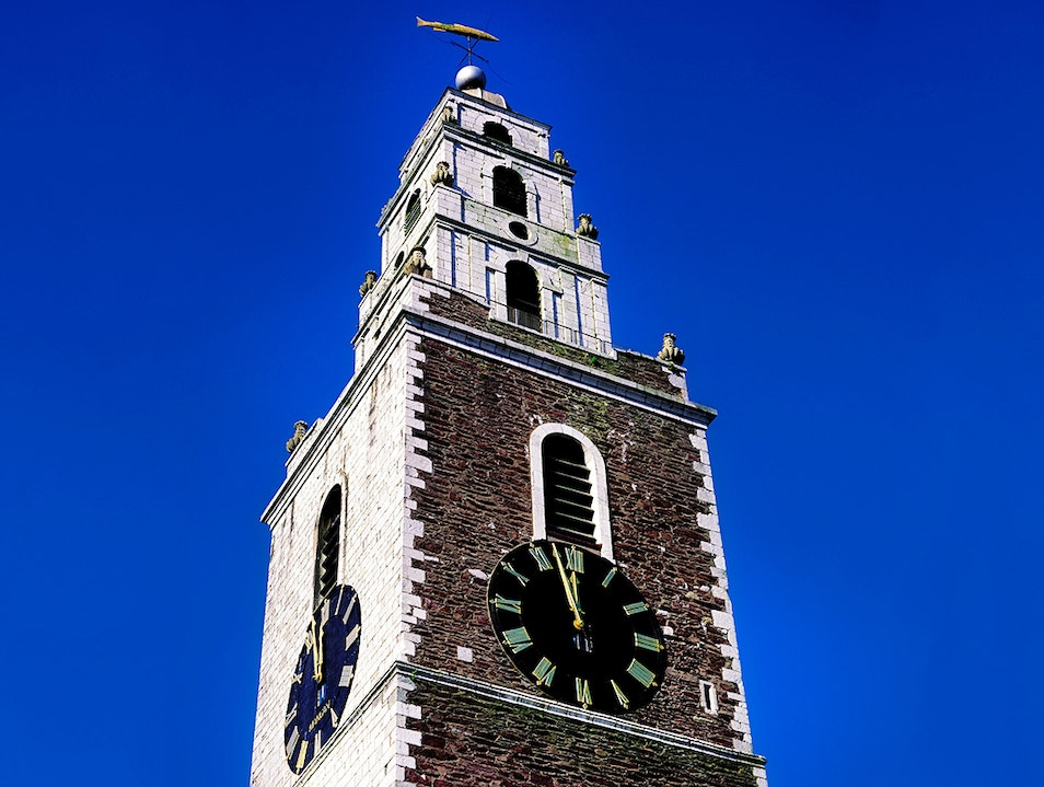 St. Anne's Church & Shandon Bells Tower Cork  Ireland
