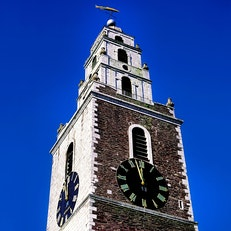 St. Anne's Church & Shandon Bells Tower
