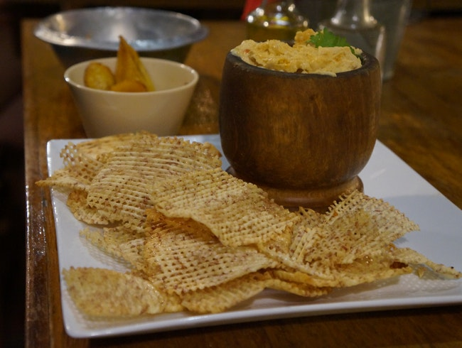 Authentic Puerto Rican Food in Old San Juan (yes really!)