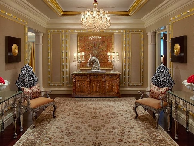 Presidential Suite at Leela Palace