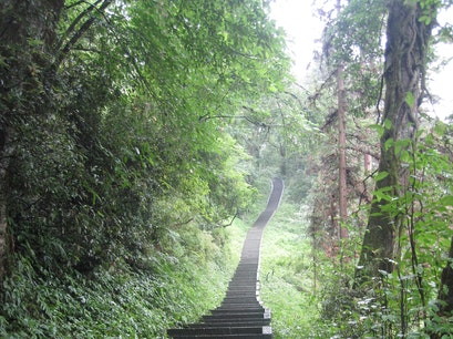 Mount Emei Scenic Area Leshan  China