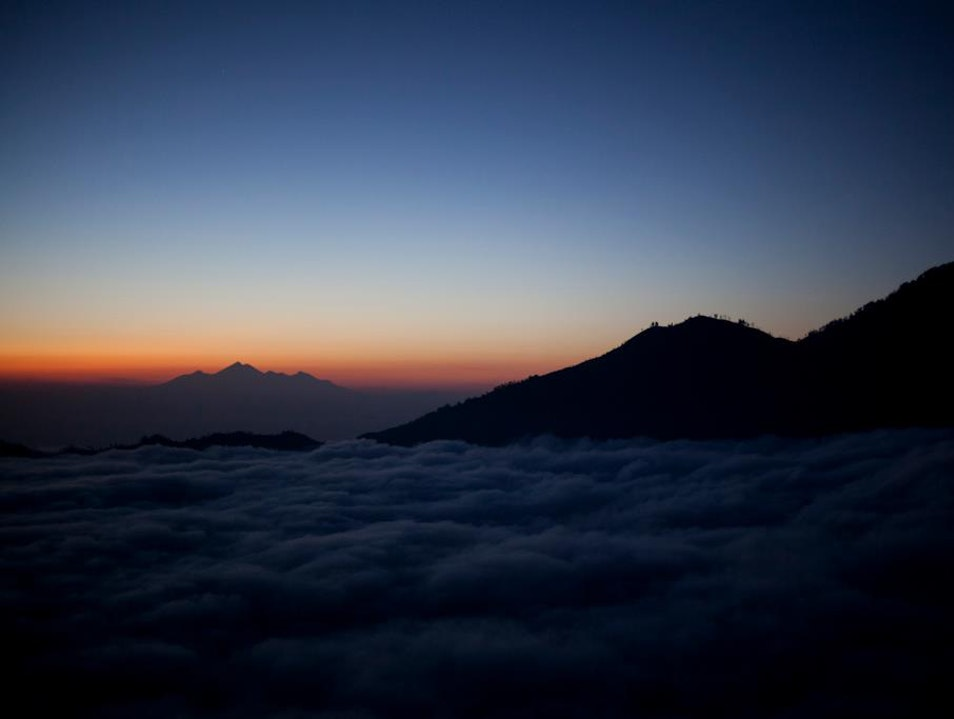 Mount Batur Sunrise Hike Susut  Indonesia