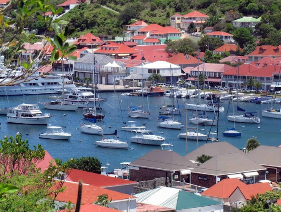 Sophisticated and Scenic Shopping in St. Barths: Gustavia Gustavia  Saint Barthélemy