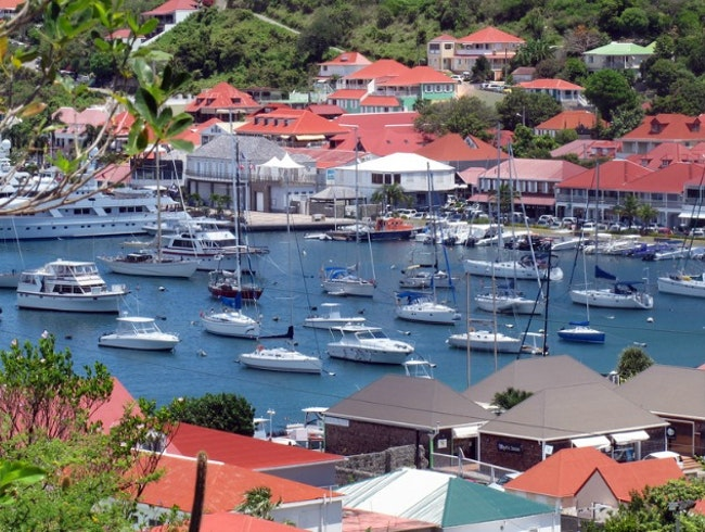 Sophisticated and Scenic Shopping in St. Barths: Gustavia