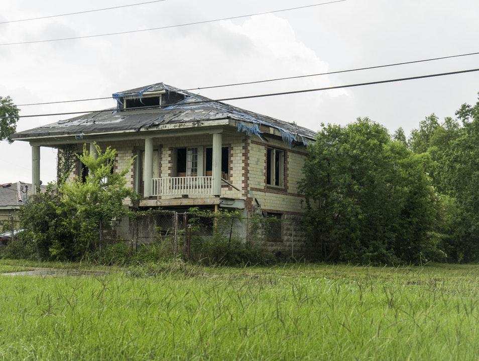 Make It Right–Rebuilding New Orleans after Katrina New Orleans Louisiana United States