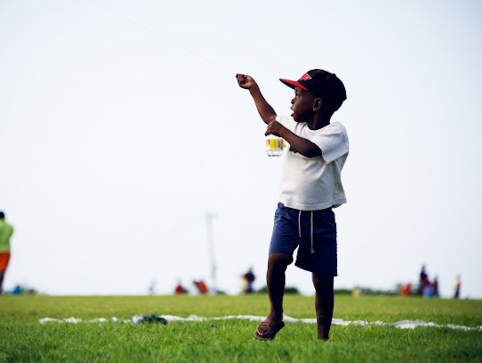 Flying High at the Tobago Flying Colours Kite Festival