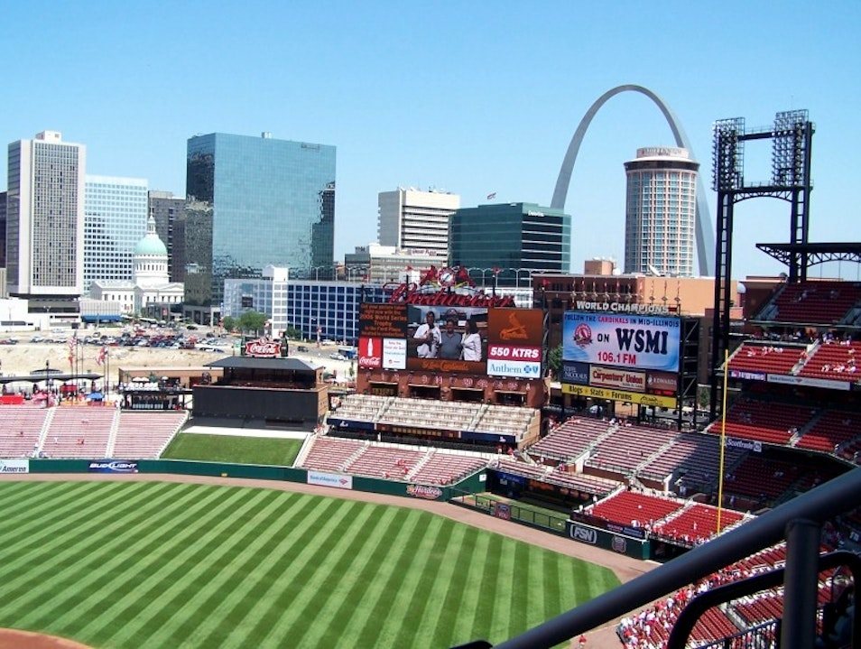 Go Redbirds!! St. Louis Missouri United States