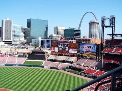 Busch Stadium St. Louis Missouri United States