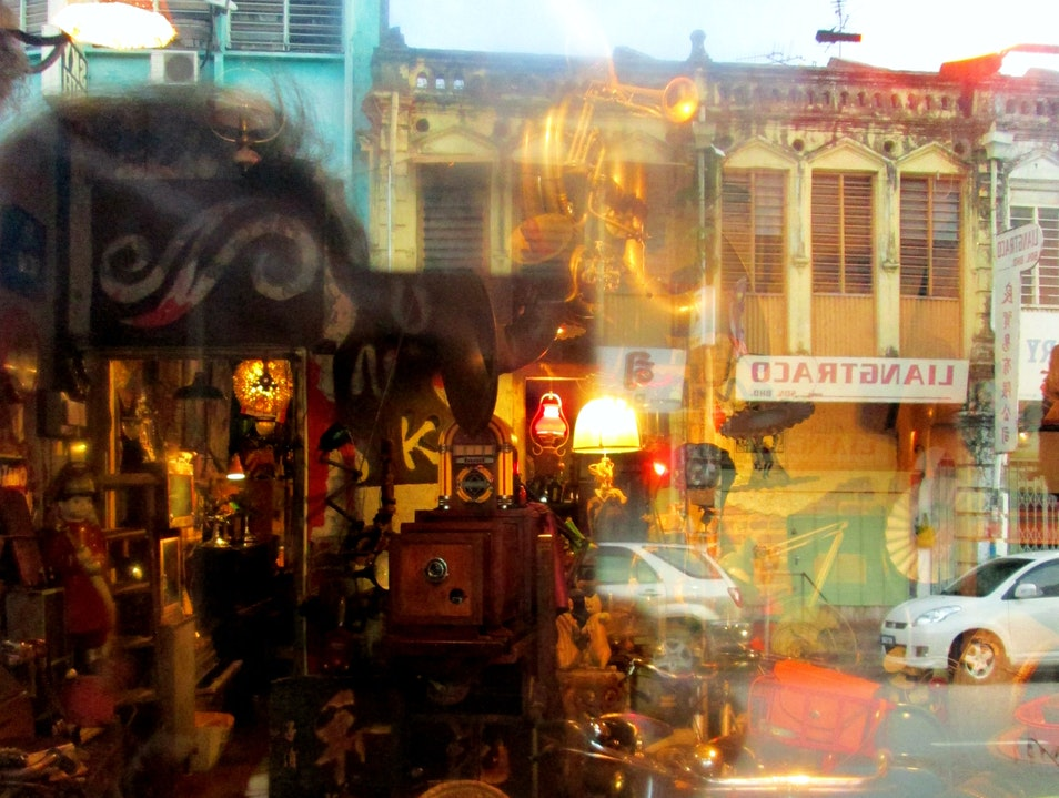 """George Town's """"JUNK"""" & Other Cool Stuff George Town  Malaysia"""