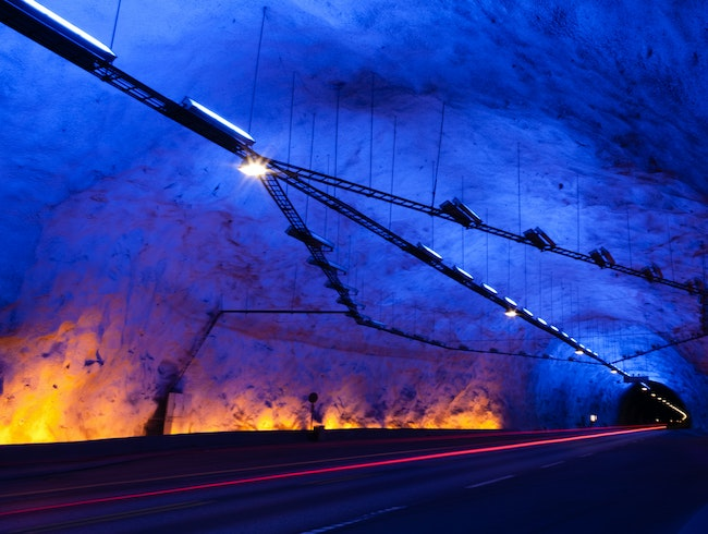 World's Longest Tunnel