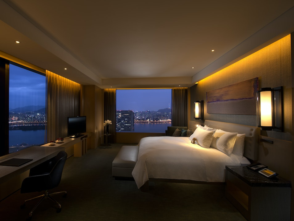 Conrad Seoul Seoul  South Korea