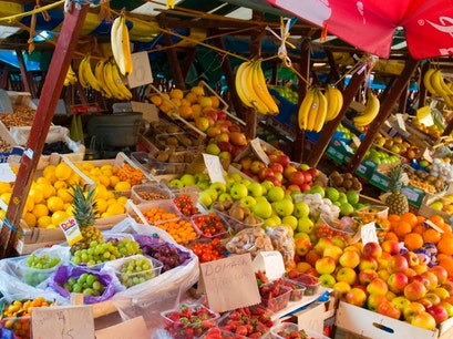 City Markets Zadar  Croatia