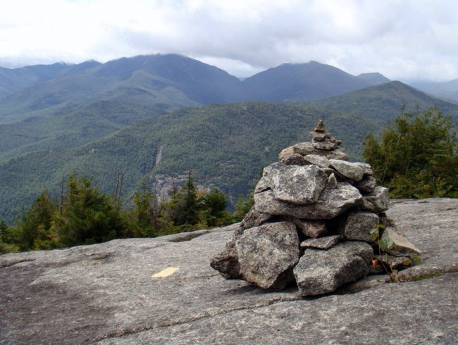 On Top Of The World - Cairn