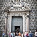 Church of Gesù Nuovo Naples  Italy