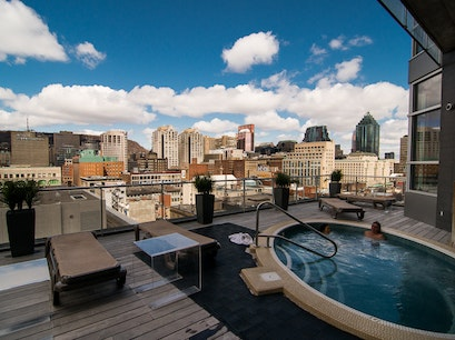 Hotel Le Crystal Montreal Montreal  Canada