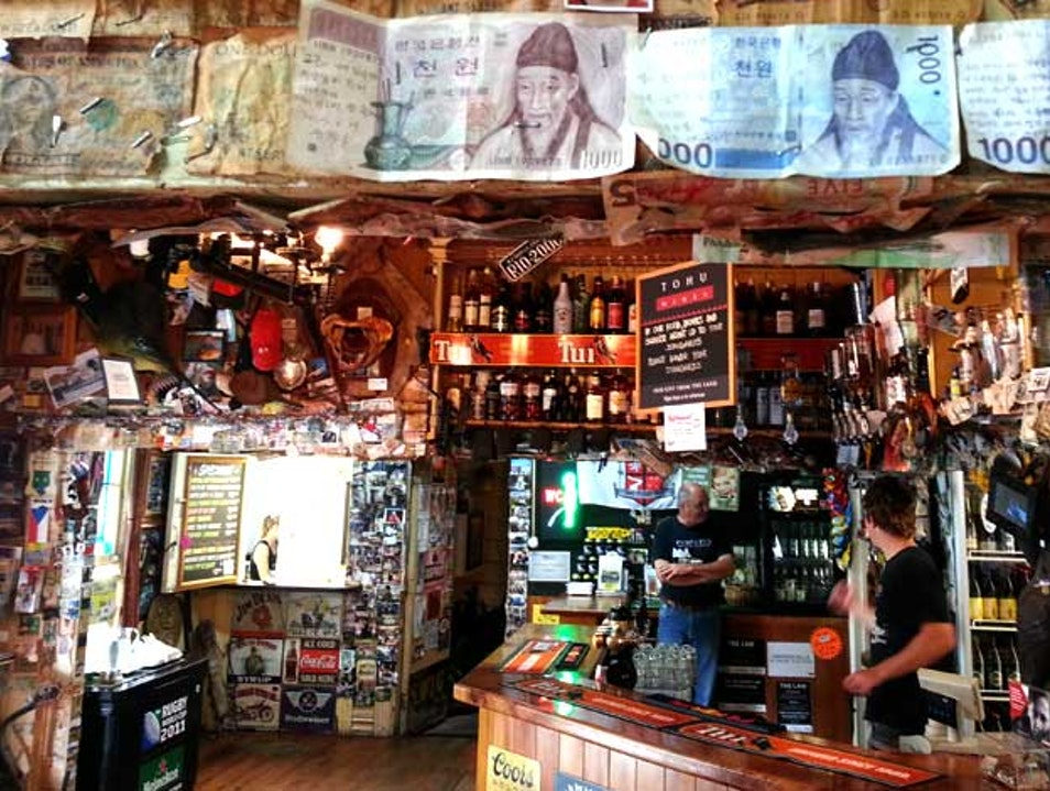 A Country Pub Puhoi  New Zealand