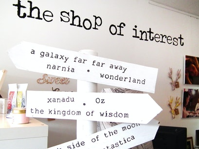 The Shop of Interest Glasgow  United Kingdom