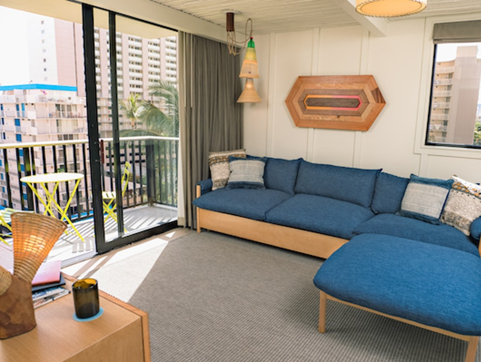 Surfjack Hotel  Honolulu Hawaii United States