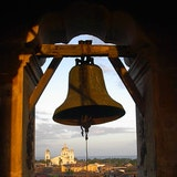 Church Bell Merced Cathedral