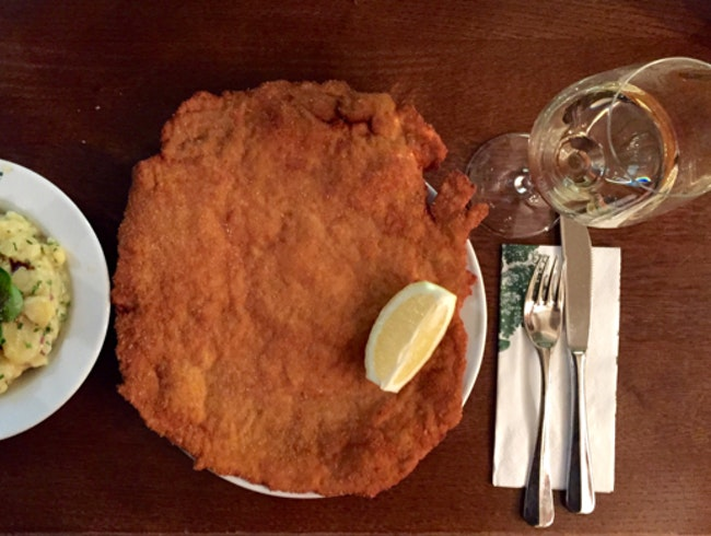 A Viennese lunch you will never forget