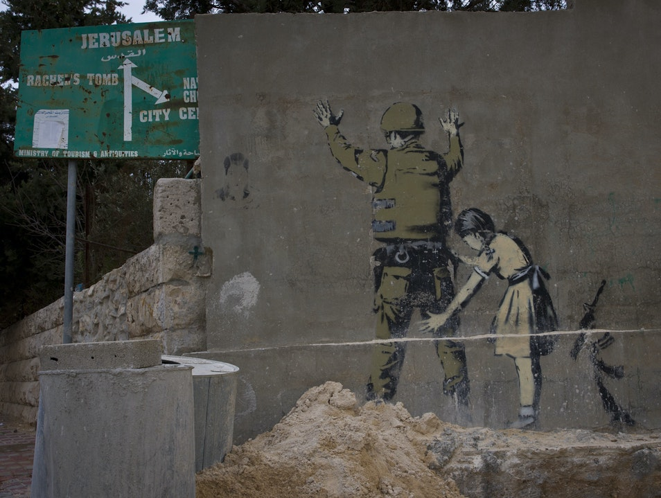 West Banksy Bethlehem Indiana United States