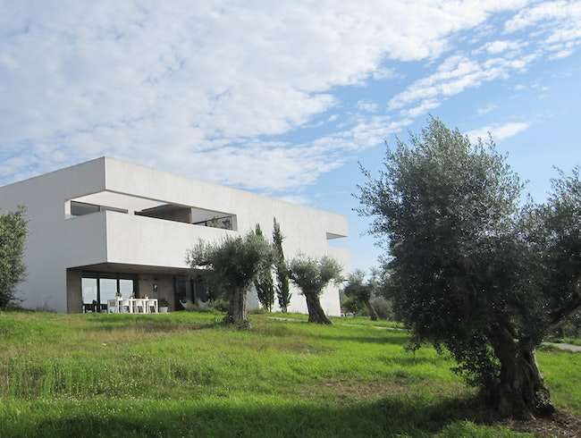 Cool, modern living in the Alentejo