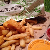 Garden Catering Black Rock