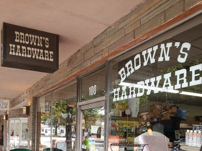 Brown's Hardware Falls Church Virginia United States