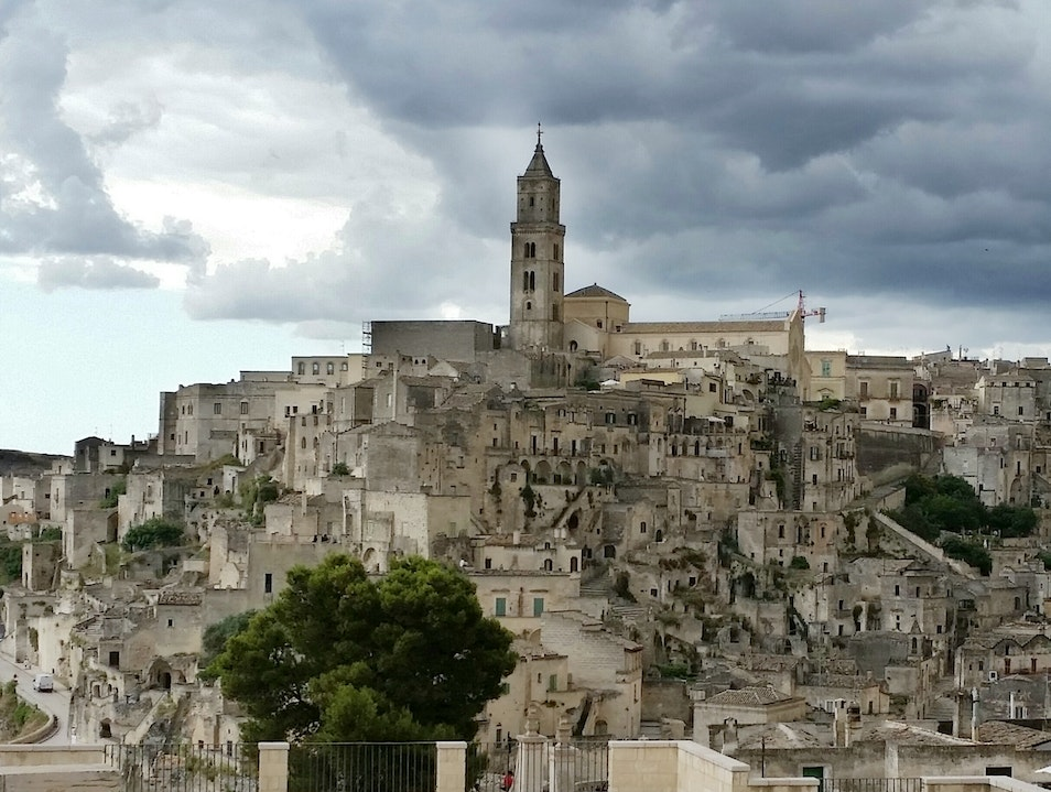 Cave Town of Matera