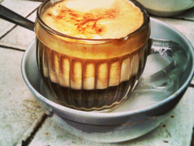 Vietnamese Egg Coffee:  A Treat to Remember