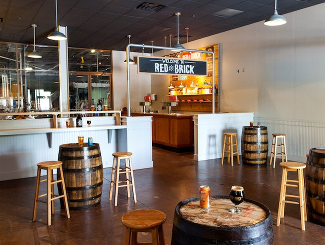 Red Brick: Beer From Around Here